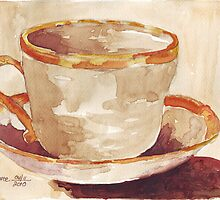 Be a coffee-drinking individual - Espresso yourself! by Maree  Clarkson
