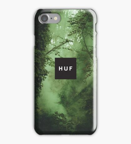 HUF - WOODS iPhone Case/Skin
