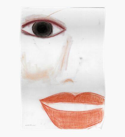 Face © Vicki Ferrari  Poster
