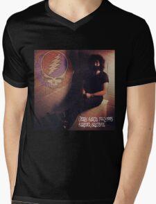 Grateful Garcia Mens V-Neck T-Shirt