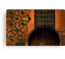 The Eternal Muse Canvas Print