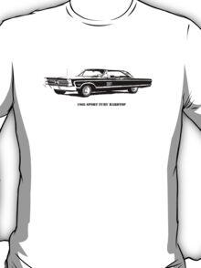 1966 Sport Fury Hardtop T-Shirt