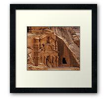 Petra Jordan Framed Print