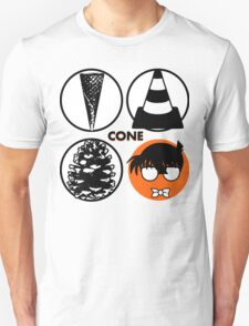 Cone: Orange Juice Flavour Unisex T-Shirt