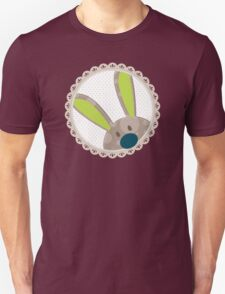 BUNNIES :: peeking circle 2 T-Shirt