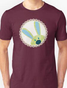 BUNNIES :: peeking circle 3 T-Shirt