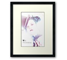 Ugly After the Breakup Framed Print