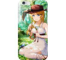 Love Live! Rin Hoshizora/Eli Ayase iPhone Case/Skin