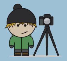 I Am - Photographer Kids Tee