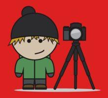 I Am - Photographer Baby Tee