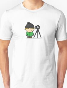 I Am - Photographer Unisex T-Shirt