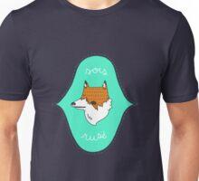 Be Cunning Unisex T-Shirt