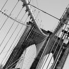 Brooklyn Bridge by CorinnePurtill
