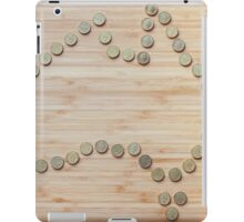Australia Two-Dollar Coin Map iPad Case/Skin