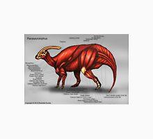 Parasaurolophus Muscle Study Unisex T-Shirt