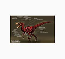 Velociraptor Muscle Study Unisex T-Shirt