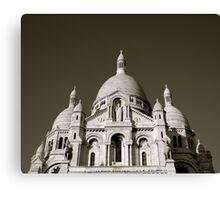Montmartre Canvas Print