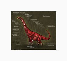 Brachiosaurus Muscle Study Unisex T-Shirt