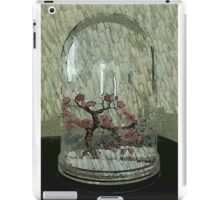 Snow Globe Bloosom trees iPad Case/Skin
