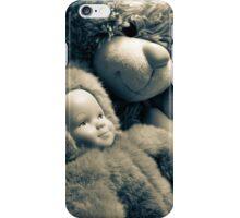 Share a hug iPhone Case/Skin