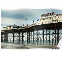 Palace Pier Poster