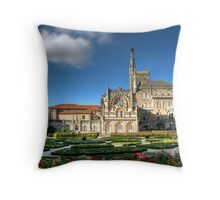 Palace Hotel of Bussaco Throw Pillow