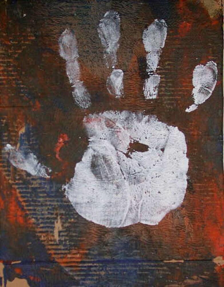 Hand, Bernard Lacoque-1 by ArtLacoque