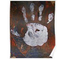 Hand, Bernard Lacoque-1 Poster