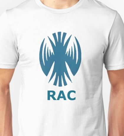 RAC - Recovery and Apprehension Coalition Unisex T-Shirt