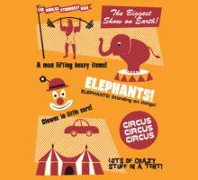 Circus Circus CIRCUS! by robotrobotROBOT