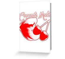 CORPORATE MODEL Greeting Card
