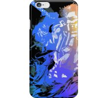 Auron Emblem (Black) iPhone Case/Skin