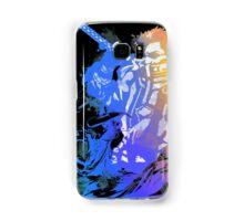 Auron Emblem (Black) Samsung Galaxy Case/Skin