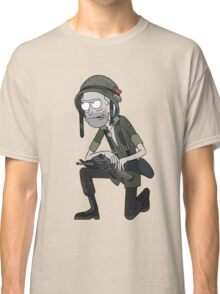 Rick and Morty-- Murder Patrol Classic T-Shirt