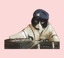 DJ KITTY by hrde2
