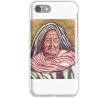 Mary, Mother of Jesus iPhone Case/Skin