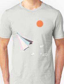 Paper Spaceship 1 T-Shirt