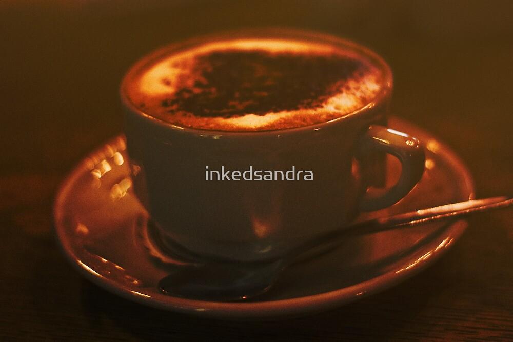 Un cappuccino per favore by inkedsandra
