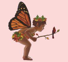 Autumn Fairy Kids Tee