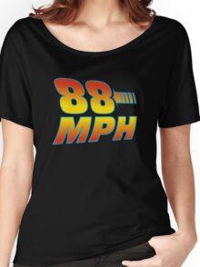 88MPH Women's Relaxed Fit T-Shirt