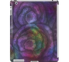 Psycho rose iPad Case/Skin