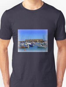 Lyme Regis Scene Unisex T-Shirt
