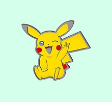 Pika selfie - tosca by poketees