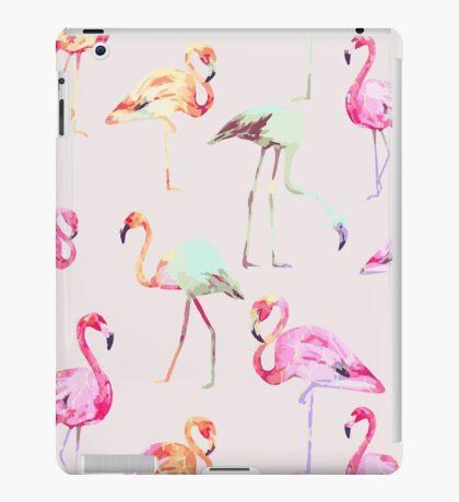 Flamingo Formation #redbubble iPad Case/Skin