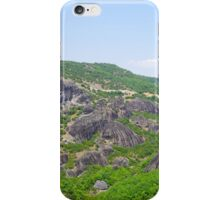 Mountains And Roads iPhone Case/Skin