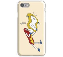 Hot Dog Love iPhone Case/Skin