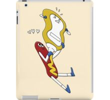 Hot Dog Love iPad Case/Skin
