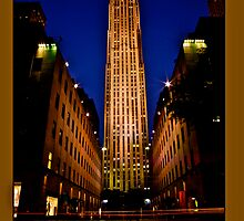 Rockefeller Center by micpowell