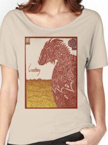 Smaug and His Treasure Women's Relaxed Fit T-Shirt