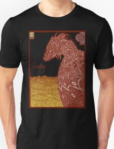 Smaug and His Treasure Unisex T-Shirt